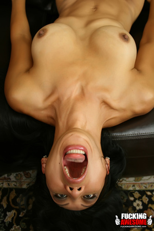 Tia Ling lets her head get pushed on the - XXX Dessert - Picture 9