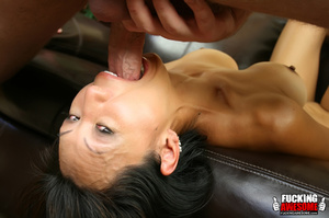 Tia Ling lets her head get pushed on the - XXX Dessert - Picture 11