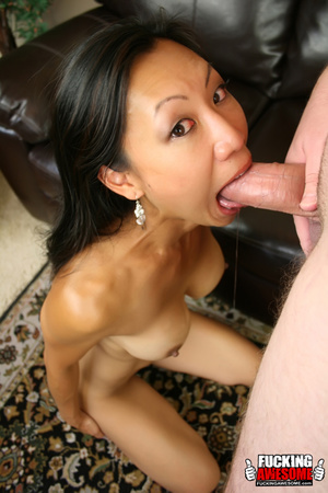 Tia Ling lets her head get pushed on the - XXX Dessert - Picture 13
