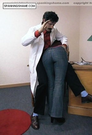 Sexy naked coat doctor girl photos 644