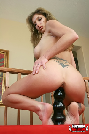 Felony forces a black monster dildo insi - XXX Dessert - Picture 8