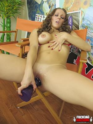Roxanne dripping with cum after fucking  - XXX Dessert - Picture 13