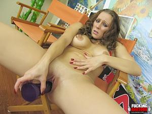 Roxanne dripping with cum after fucking  - XXX Dessert - Picture 15