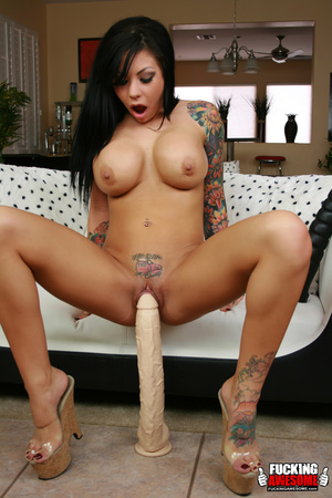 Hardcore pussy play with Mason Moore whi - XXX Dessert - Picture 8