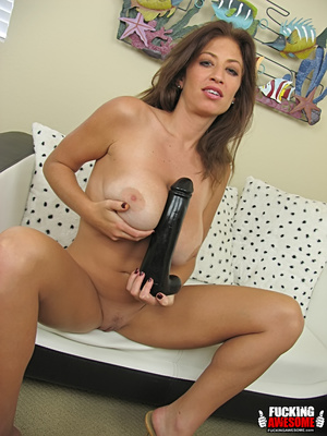 Lucky Benton's sleazy dildo-fucking and  - XXX Dessert - Picture 2