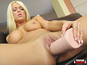 Crista Moore strips naked and fucks her  - XXX Dessert - Picture 12