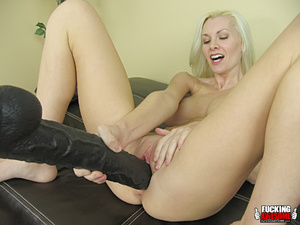 Brandi Edwards fucks her ass and pussy w - XXX Dessert - Picture 15