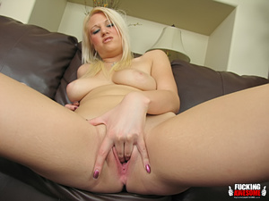 Armani St. James rips her pussy with gia - XXX Dessert - Picture 6