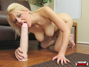 Armani St. James rips her pussy with gia - XXX Dessert - Picture 16