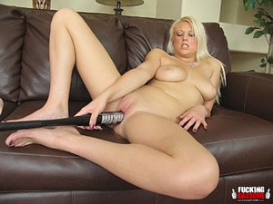 Armani St. James loves to masturbate wit - XXX Dessert - Picture 11