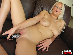 Armani St. James rips her pussy apart by - XXX Dessert - Picture 13