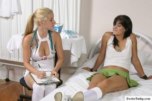 Nurse prostate exam porn