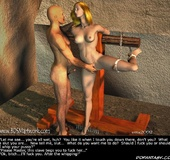Bdsm comics. Slave girls serves their Masters!