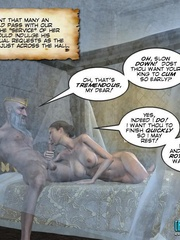 Perfect body young princess asked to please - Cartoon Sex - Picture 14