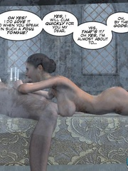 Perfect body young princess asked to please - Cartoon Sex - Picture 15