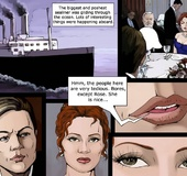 Awesome cartoon fuck scenes from Matrix and Titanic. Tags: Blowjob, sexy