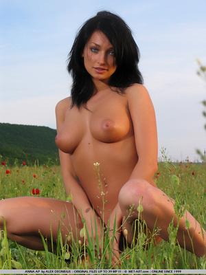 Sexy brunette taking mature erotica pict - XXX Dessert - Picture 11