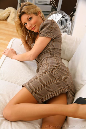 Naughty secretary outfits and erotic wom - XXX Dessert - Picture 5