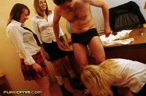 Clothed female nude male in the principa - XXX Dessert - Picture 8