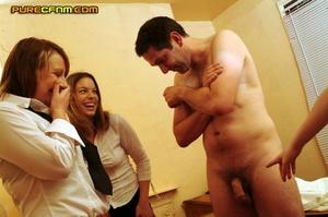Clothed female nude male in the principa - XXX Dessert - Picture 10