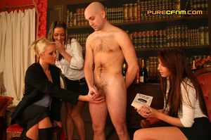 She asks him to cum in front of all thes - XXX Dessert - Picture 18