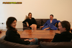 Your own cfnm story: curious girls wonde - XXX Dessert - Picture 2
