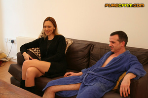 Your own cfnm story: curious girls wonde - XXX Dessert - Picture 4