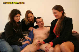 Your own cfnm story: curious girls wonde - XXX Dessert - Picture 18