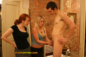 A man that enjoy stroking his dick in th - XXX Dessert - Picture 10