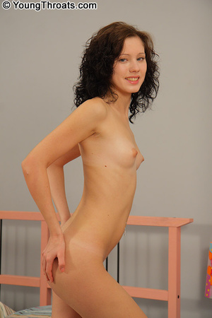 Amazing hot young babe having her share  - XXX Dessert - Picture 3