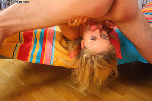 Gorgeous blonde babe with perfect tits s - XXX Dessert - Picture 6
