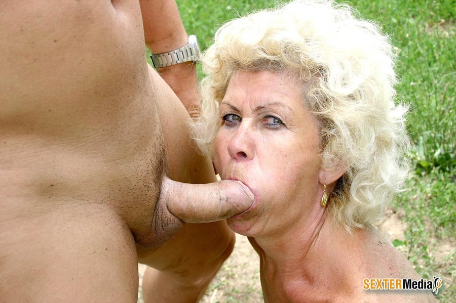 Granny Getting Fucked Hard
