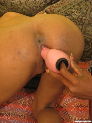 Anal dildo and blowjob - XXX Dessert - Picture 5