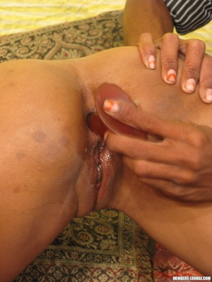 Anal dildo and blowjob - XXX Dessert - Picture 7