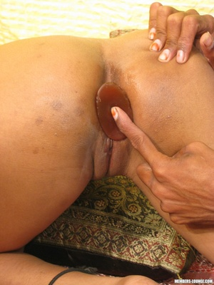 Anal dildo and blowjob - XXX Dessert - Picture 14