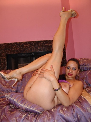 Chubby Indian With Saggy Tits Rides Cock - XXX Dessert - Picture 9