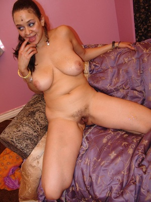 Chubby Indian With Saggy Tits Rides Cock - XXX Dessert - Picture 14
