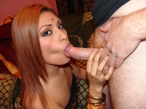 Gorgeous Indian model Ranie does a strip - XXX Dessert - Picture 7