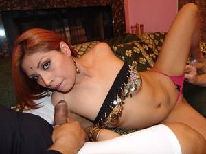 Gorgeous Indian model Ranie does a strip - XXX Dessert - Picture 9
