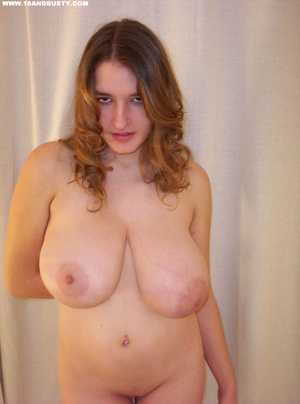 Big tits round. Pretty awesome sweet tee - XXX Dessert - Picture 12