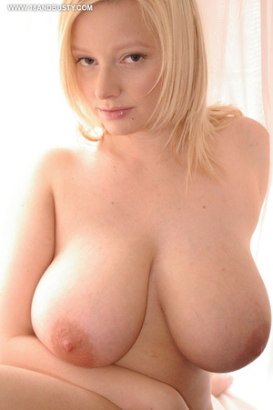 Beautiful breasts. Cute and naive young  - XXX Dessert - Picture 11