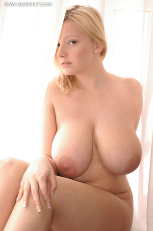 Beautiful breasts. Cute and naive young  - XXX Dessert - Picture 12