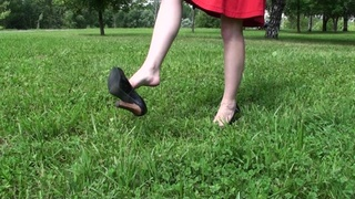 foot fetish video petite