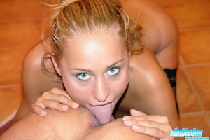 Picked up on the street blonde beauty wi - XXX Dessert - Picture 9