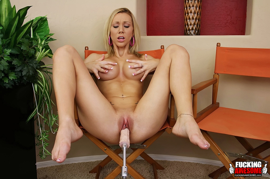 Perfect body naked blonde nymph received se - XXX Dessert - Picture 14