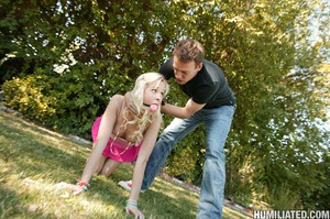 Rough fuck pics of cute blonde teen suff - XXX Dessert - Picture 5