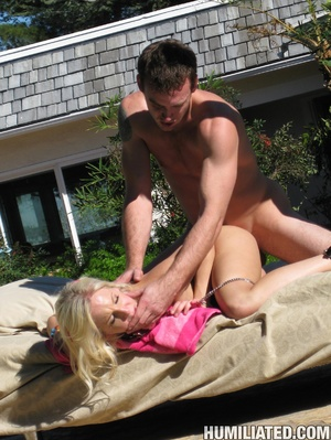 Rough fuck pics of cute blonde teen suff - XXX Dessert - Picture 13