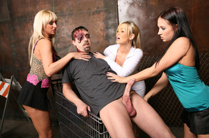 CFNM party pics of three sex hungry girl - XXX Dessert - Picture 10