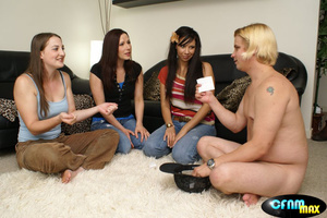 Blonde guy slowly taking off all his clo - XXX Dessert - Picture 2