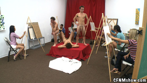 Xxx cfnm pics of three naked sitter guys - XXX Dessert - Picture 1